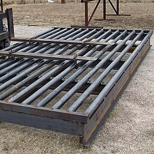 Heavy Duty Cattle Guard